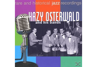 Hazy And His Band Osterwald - Rare And Historical Jazz Recor [CD]