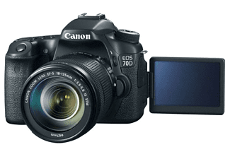 CANON EOS 70D Κit + 18-55 IS STM