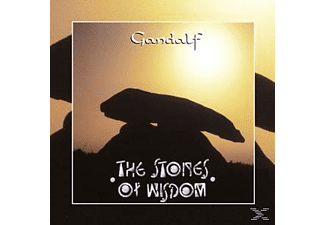 Gandalf - The Stones Of Wisdom [CD]