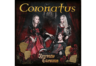 Coronatus - Recreatio Carminis (Ltd.Digipak) [CD]