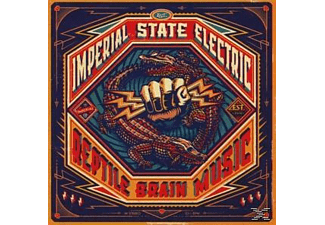 Imperial State Electric - Reptile Brain Music - (CD)