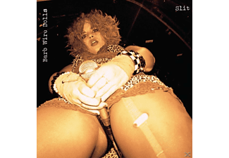 Barb Wire Dolls - Slit [CD]