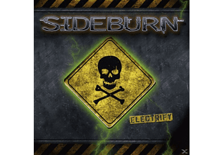 Sideburn - Electrify [CD]