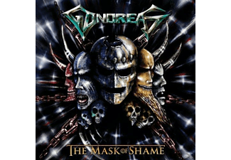 Gonoreas - The Mask Of Shame [CD]