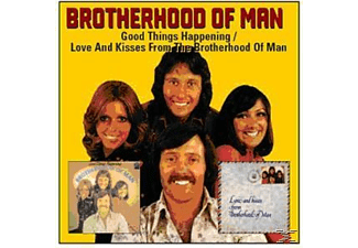 Brotherhood Of Man - Good Things Happening/Love & Kisses(Expanded) - (CD)