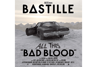Bastille - All This Bad Blood (CD)