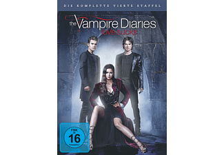 The Vampire Diaries - Die komplette vierte Staffel - (DVD)
