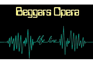 Beggars Opera - Lifeline (CD)