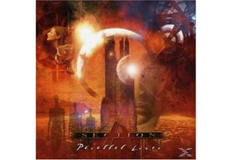 Section A - Parallel Lives [CD]