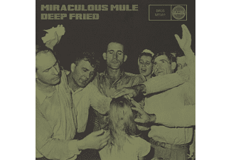Miraculous Mule - Deep Fried [CD]