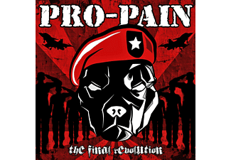 Pro-Pain - The Final Revolution [CD]