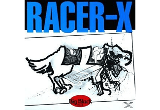 Big Black - Racer-X EP - (Vinyl)