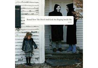 Brand New - The Devil And God Are Raging Inside - (Vinyl)