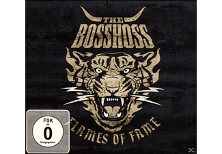 The Bosshoss - Flames Of Fame (Deluxe Version) [CD + DVD Video]