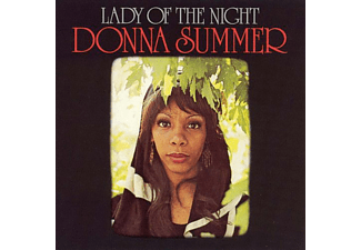 Donna Summer - Lady Of The Night (CD)