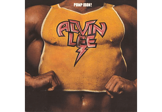 Alvin Lee - Pump Iron (CD)