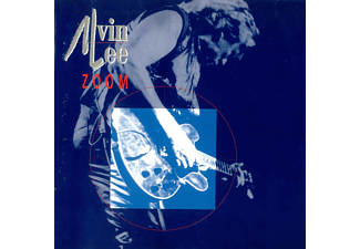 Alvin Lee - Zoom (CD)