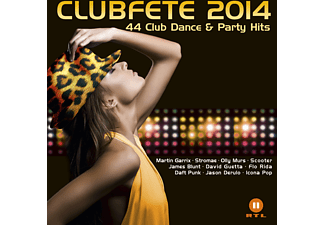 Various - Clubfete 2014 (44 Club Dance & Party Hits) - (CD)
