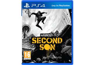 Infamous: Second Son | PlayStation 4