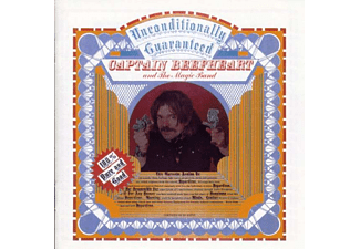 Captain Beefheart - Unconditionally Guaranteed (CD)