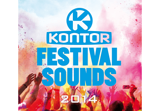 Various - Kontor Festival Sounds 2014 [CD]