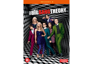 The Big Bang Theory - Seizoen 6 | DVD