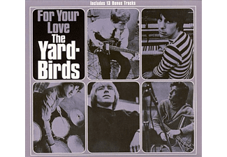 The Yardbirds - For Your Love (CD)