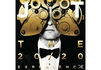 Justin Timberlake - THE 20/20 EXPERIENCE-2 OF 2 [Vinyl]