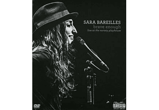 Sara Bareilles - Brave Enough: Live At The Variety Playhouse - (CD + DVD Video)