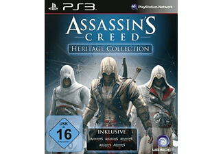 Assassin's Creed Heritage Collection [PlayStation 3]