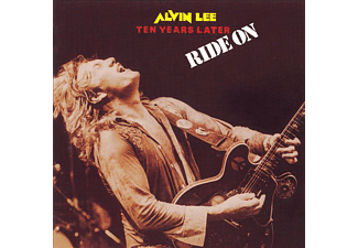 Alvin Lee & Ten Years Later - Ten Years Later - Ride On (CD)
