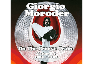 Giorgio Moroder - On The Groove Train Vol. 1 1975-1993 (CD)