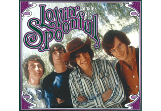 The Lovin' Spoonful - Singles As & Bs (CD)
