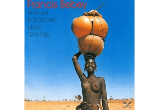 Francis Bebey - African Electronic Music 1975-82 - (Vinyl)