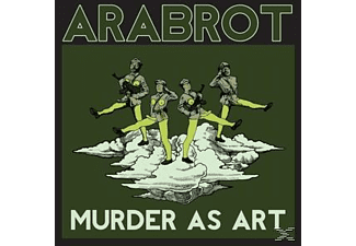 Arabrot - Murder As Art EP - (Vinyl)