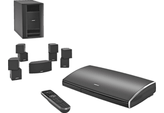 bose 5 1 heimkino system lifestyle 535 serie iii 350 watt. Black Bedroom Furniture Sets. Home Design Ideas