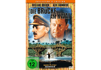 Die Brücke am Kwai - Collector's Edition [DVD]