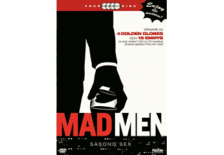 Mad Men S6 Drama DVD