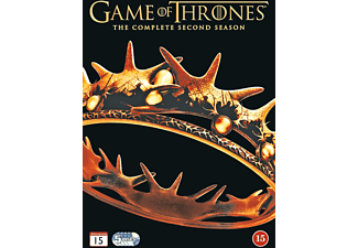 Game of Thrones S2 Drama DVD