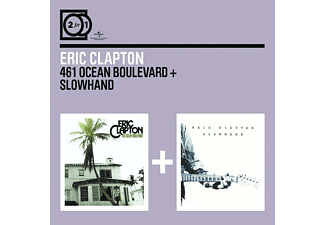 Eric Clapton - 2 For 1: 461 Ocean Boulevard/Slowhand [CD]