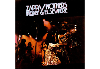 Frank Zappa - Roxy & Elsewhere (CD)