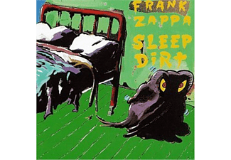 Frank Zappa - Sleep Dirt (CD)