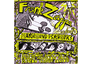 Frank Zappa & The Mothers Of Invention - Playground Psychotics (CD)