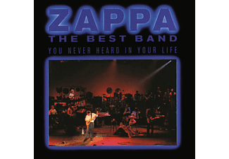 Frank Zappa - The Best Band You Never Heard In Your Life (CD)