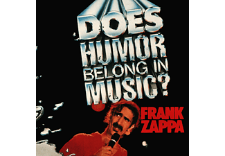 Frank Zappa - Does Humor Belong In Music? (CD)