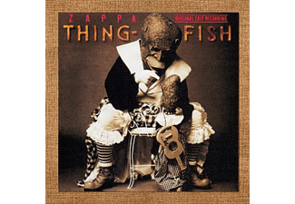 Frank Zappa - Thing-Fish (CD)