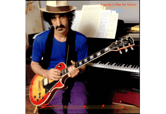 Frank Zappa - Shut Up and Play Yer Guitar (CD)