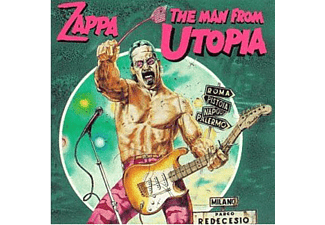 Frank Zappa - The Man From Utopia (CD)