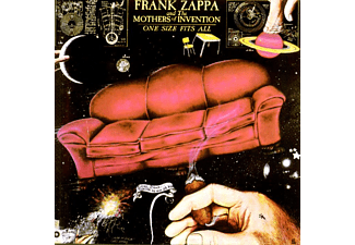 Frank Zappa - One Size Fits All (CD)