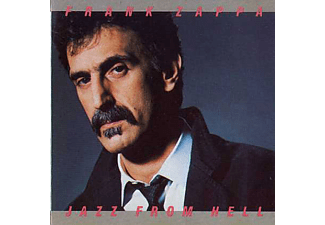 Frank Zappa - Jazz From Hell (CD)